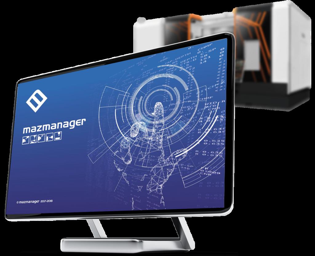 Professionelle Programmverwaltung für Mazak mit dem MazaCAM DNC Pro Paket