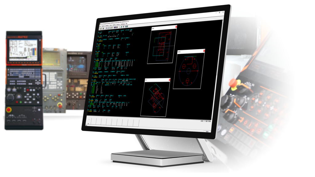 Mazacam convert mazatrol controls for all mazak machines